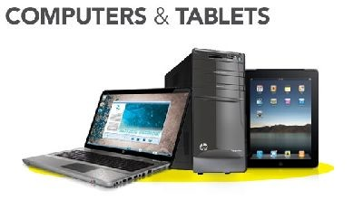 Computers, Laptops and Ipads