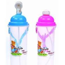 Water Bottles with School Logo